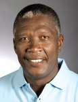 Joel Garner, BCA President and challenger for the WICB Presidency. The JCA for the time being are supporting him in the upcoming WICB elections