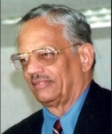 Pat Rousseau, former WICB President and supporter of Billy Heaven