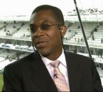 Michael Holding was one of the first persons to chastise Dave Cameron for his retweet