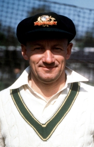 Sir Donald Bradman. The 'god' of the all batsmen to play Test and first-class cricket. He has a Test average of 99.94 and a first class average of 95. Next best averages in Test cricket are in the 60s