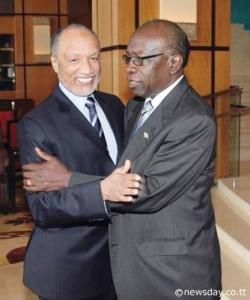 Mohammed bin Hammam and Jack Warner were at the centre of the 2011 FIFA Presidential alleged bribery facilitation meeting with CFU member associations.