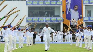 Many believe that Chanderpaul should have been afforded a send off or an opportunity to receive a guard of honor similar to other legends (Tendulkar, Jayawardene, Ambrose, Muralitharan, et al) when they decided to exit the game
