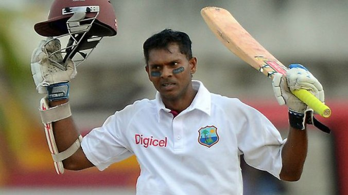 Shivnarine Chanderpaul has been the Gibraltar of West Indies middle order for over 21 years.