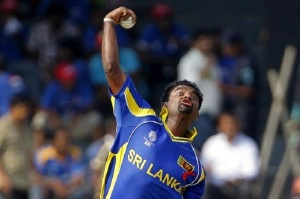 SPIN MASTER: Right-arm off spinner Muttiah Muralitharan is the leading wicket taker in Test cricket with 800 wickets.