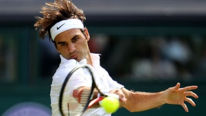 "Roger Federer's forehand is considered a manifestation in grace and ""the greatest shot"" in tennis."