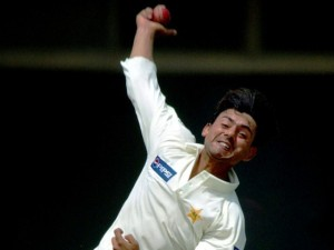 INNOVATOR: Saqlain Mushtaq, arguably the greatest limited overs spin bowler is considered the creator of the much-maligned doosra delivery and has popularized the teesra delivery for off spinners