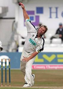 MR. BALL OF THE CENTURY: Shane Warned is the master of the most difficult art in spin bowling, Wrist Spin aka Leg spin.