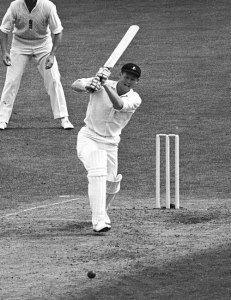 Graeme Pollock's average of 60.97 is second to Bradman of batsmen who have played 20 or more matches in Test cricket.