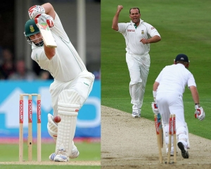With the ball or with the bat, Jacques Kallis is one of the greatest all-rounders of all-time.