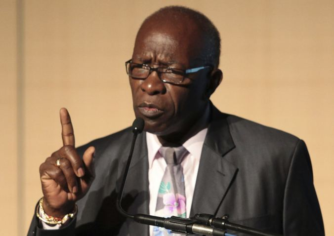 Jack Warner, though professing silence shared his two cents on the Blatter, Platini, and Valcke suspensions © Reuters