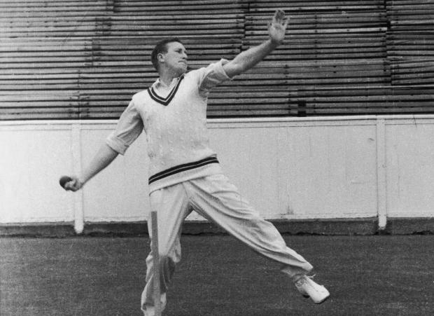 Jim Laker possess the best bowling figures for an inning and match in Test cricket: 10 wickets for 53 runs and 19 of 20 wickets for 90 runs against the Australians, respectively. Yet, Bradman tore he and others to shreds.