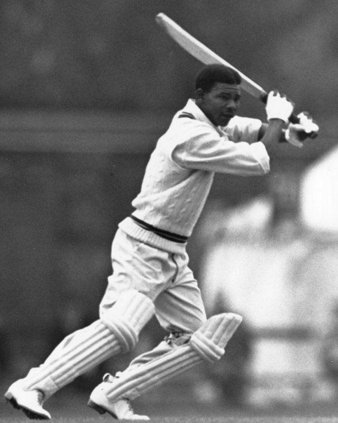 Everton Weekes: 'No batsman since Bradman has made such an impression on his first English tour as a ruthless compiler of big scores' © Getty Images