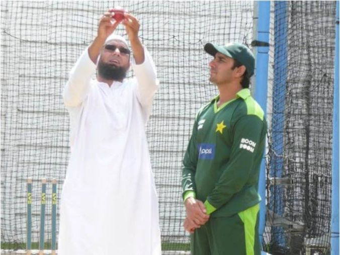 Saqlain Mushtaq has worked with Saeed ajmal to correct his bowling action. Mushtaq also worked with Sunil Narine; however, it seems Narine has reverted to his old habits