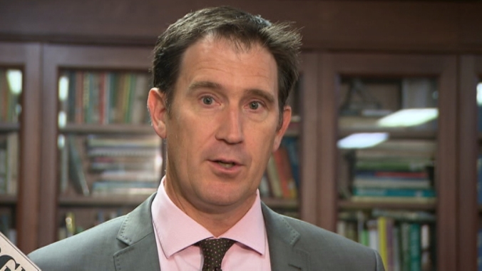 "James Sutherland, CEO of Cricket Australia and the BIg Bash League, says that Gayle's comments ""border on harassment and are completely inappropriate in cricket and inappropriate in the workplace."""