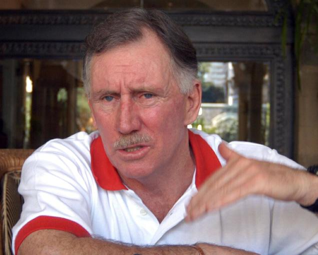 Australian cricketer Ian Chappell, who has had a troublesome past as a player has called for a worldwide ban on Chris Gayle. (Photo credit: Vivek Bendre)