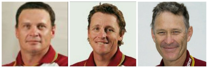 Bennett King, David Moore and John Dyson are the trio of Australians who served as West Indies head coaches from October 2004 to August 2009.