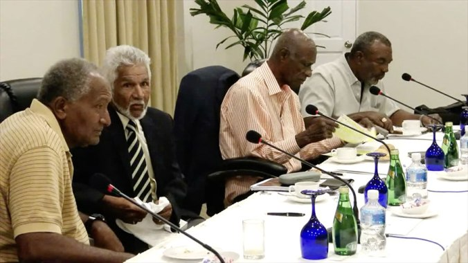 """The Legends described the WICB as """"an oligarchic structure that considers itself answerable to no one but itself"""" © West Indies Legends"""