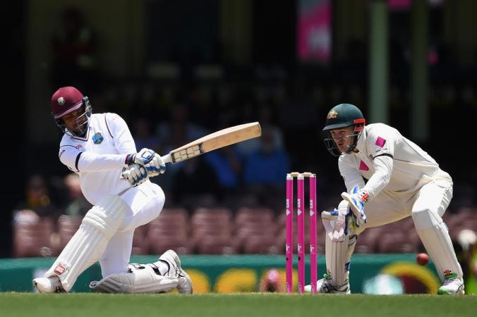 Denesh Ramdin has scored half-centuries in his two most recent Test innings© Getty Images