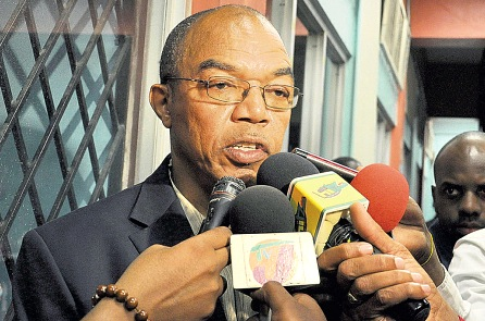 Dr. Warren Blake (Photo credit: Marlon Reid/Jamaica Observer)