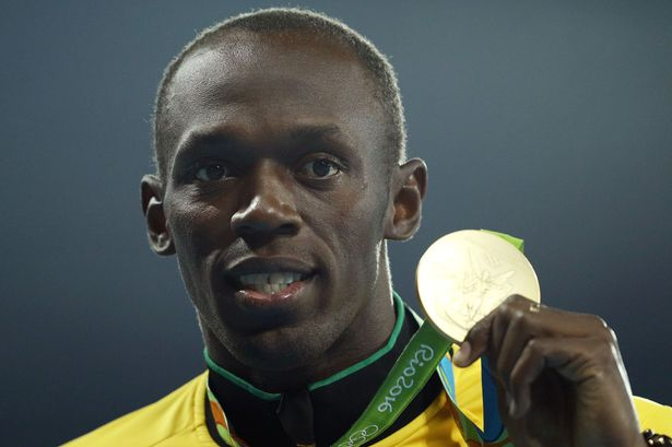 Usain Bolt (Photo credit: Getty Images)