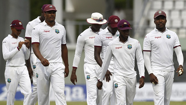 Can the West Indies team improve? © AFP