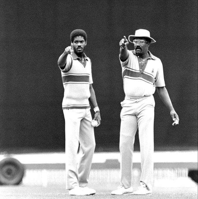Clive Lloyd grew into a great captain and leader and was able to unite his men from different islands into truly one West Indies team. ©Getty Images