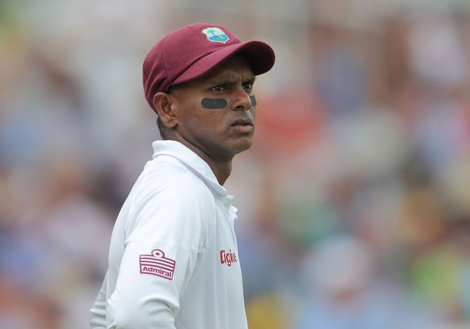 Shivnarine Chanderpaul has batted over 1000 minutes between dismissals on four occasions in his career. No other batsman has done it more than twice. © WICB